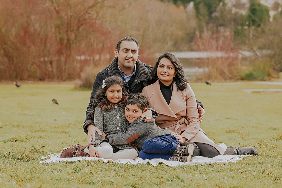 Essex Family Photographer Near Basildon